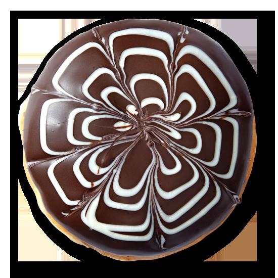 Chocolate Dream Cake Krispy Kreme