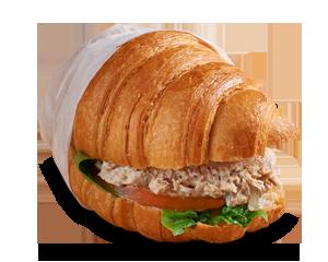 Sandwiches Krispy Kroissant
